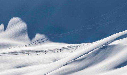 Artikelbild zu Artikel 'Du suchst Tourenpartner für gemeinsame Skitouren?'