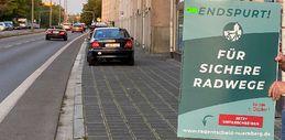 Artikelbild zu Artikel '15.000 Unterschriften für Radentscheid'