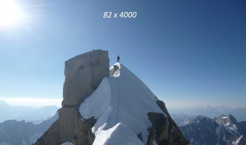 Artikelbild zu Artikel '82 x 4000. Onlinevortrag zu den 4000ern der Alpen'